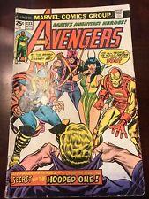 The Avengers #133 (Mar 1975, Marvel) Decent Condition. Mantis Origin