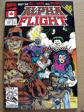 ALPHA FLIGHT n°110  ed. Marvel Comics   [SA12]