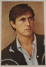 Bryan Ferry 1981 Poster Pace Minerva Scotland Roxy Music
