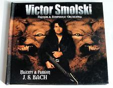 Victor Smolski - Majesty & Passion-Special HardcoverDigibook-Rage Guitarist-2004