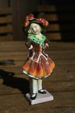 Royal Doulton England Pearly Girl Porcelain Colorful China Figurine Ornament
