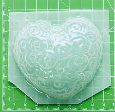 Mandala flocon de neige en plastique moule pour les Bombes De Bain Savon Cire Résine etc bain bombe m....