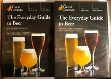 The Great Courses:  The Everyday Guide to Beer 2 Discs & Guidebook Complete GC3