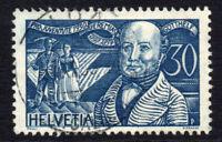 Switzerland 30 Cent Stamp c1930 Used (1010)