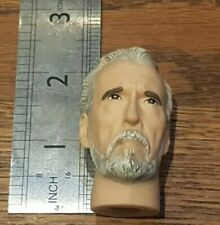 "1/6 scale Star Wars Attack of the Clones Count Dooku 's head for 12"" figure"