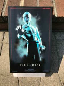Sideshow Collectibles Hellboy Abe Sapaien 1/6 Scale Figure 2004 BPRD
