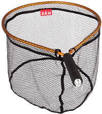 DAM Magno Fliegenkescher Watkescher Kescher Gummiertes Netz Magnetclip NEU