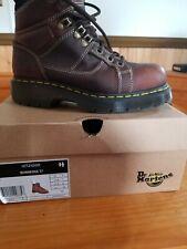 Dr. Martens Ironbridge Safety Toe Boot Color TEAK