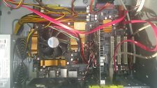 ASUS P5Q GREEN motherboard board Socket LGA775 775 + I/O shield + ton SATA ports