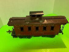 Ives Prewar Wide Gauge - 195 Ives Railway Lines Caboose