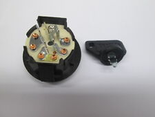 OEM TORO IGNITION SWITCH PART# 117-2221 WITH KEY PART# 63-8360