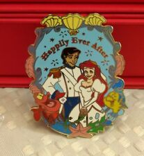 Disney Auctions - Happily Ever After (Ariel & Eric) LE 100 Disney Pin