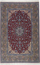 Isfahan Teppich Orientteppich Rug Carpet Tapis Tapijt Tappeto Alfombra Exklusiv