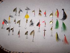26 ASSORTED USED FISHING LURES LOT/CATCH BIG FISH