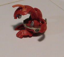 BAKUGAN Special attack Heavy Metal Red Pyrus Chrom DELTA DRAGONOID II Drago 460g