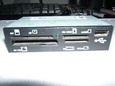 Internal Card Reader, CF, MD, SM, XD, MS, MS Pro, SD, MMC, USB2.0  . . . [0260]