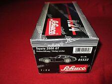 Schuco ® 05532 1:24 toyota 2000 GT rennausführung/racing versión nuevo embalaje original