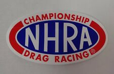 NHRA Championship Drag Racing Sticker Sticker Decal New