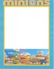 Minions Fun Stationery Printer Paper 26 Sheets