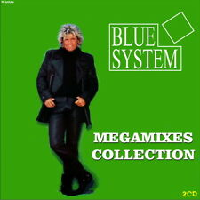 $YS459A - BLUE SYSTEM - Megamixes Collection [2CD] /MODERN TALKING