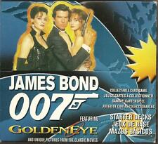 JAMES BOND 007 TARGET HEARTBREAKER HOBBIES GOLDENEYE COMMON UNCOMMON & CHASE CCG