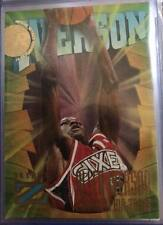 Allen Iverson OFFICIAL SKYBOX ROOKIES '96-97