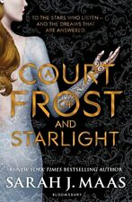 A Court of Frost and Starlight (A Court of Thorns and Roses) Paperback 8 May 18