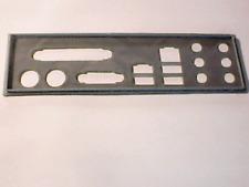 i/o shield plaque arriere en PLA pour ASROCK 939Dual-SATA2