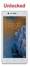 "Nokia 3 (4G/LTE, 5.0"", 16GB) - Silver White - [Au Stock] Unlocked 8MP Android 7"