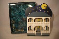 Shelia'S 1994 Inside Outside House Fl Shelf Sitter Cat Ghost Gho01 Nib (818)