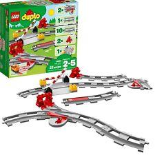 LEGO® DUPLO® Town - Train Tracks 10882 23 Pcs