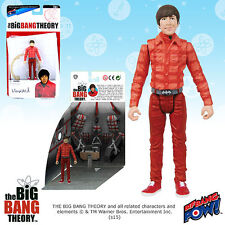 The Big Bang Theory Howard Walowitz Action Figure NIB Bif Bang Pow NIP