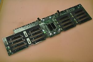 DELL R910 Server 16 port SFF Backplane DP/N 0J565K - cable not included