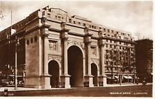 London Postcard - Marble Arch - Real Photograph - Ref ZZ4504