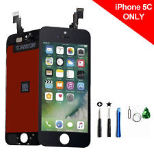 OEM Quality iPhone 5c Black Replacement LCD Touch Screen Digitizer Assembly