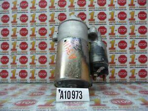 1991-2003 FORD RANGER 3.0L ENGINE STARTER MOTOR F89Z11002AARM OEM