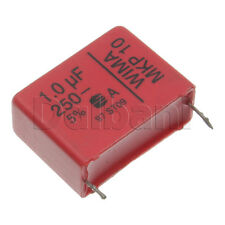 MKP10 Pulled WIMA Metallized Polypropylene MKP Audio Capacitor 250V 1.0uF