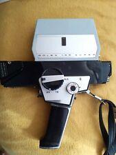 vintage Bolex Pillard 155 super 8 cine camera macrozoom 1967 Runs but untested