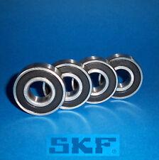 4 Roulement à Bille 6207 2RS / 35 x 72 X 17 mm / Articles de Marque SKF