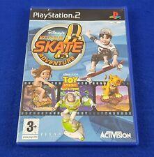 *ps2 DISNEY'S EXTREME Skate Adventure Game (NI) Playstation PAL Version Disneys