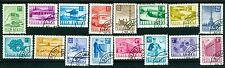1971 Helicopter,Ship,Airplane, Bus,Train,Locomotive,Defin itives,Romania,2953,Vfu