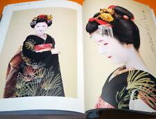 NIHONGAMI Traditional Japanese Hairstyles Book Kanzashi Geishya #1130