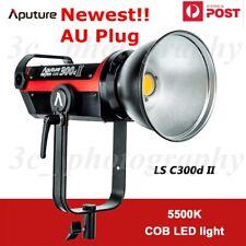 Aputure LS COB C300d ii Light 5500K Dome Lamp Brightness Brighter V-mount 1x