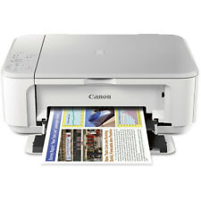 NEW!! Canon - PIXMA MG3620 Wireless All-In-One Printer White ( Ink Not Included)
