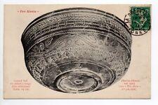 ALESIA pro-alésia CPA 21 fouilles gallo-romaines samienne en poterie rouge