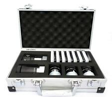 Olivon Eyepiece & Filter Set - 4 Plossl Eyepieces, 2x Barlow and 7 Filters