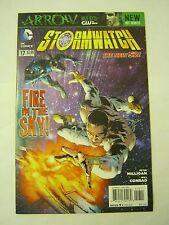 April 2013 DC Comics Stormwatch #17 Fire In The Sky <NM> (JB-86)