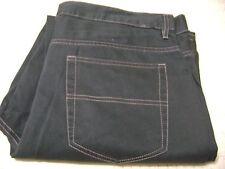 Men's OVS Black Jeans SZ 36 X 31 Straight NWOT 495