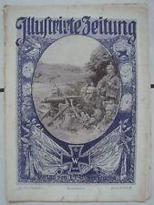 Illustrierte Zeitung Verlag J.J.Weber Leibzig Nr.3715  Kriegsnummer 6