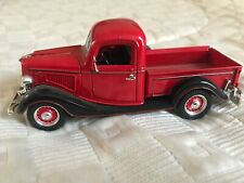 Red Diecast Arko Product 1936 Ford Pickup 1:32